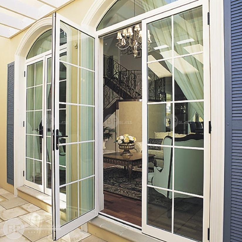 Các loại cửa nhôm kính được sử dụng nhiều nhất trong thi công nội thất