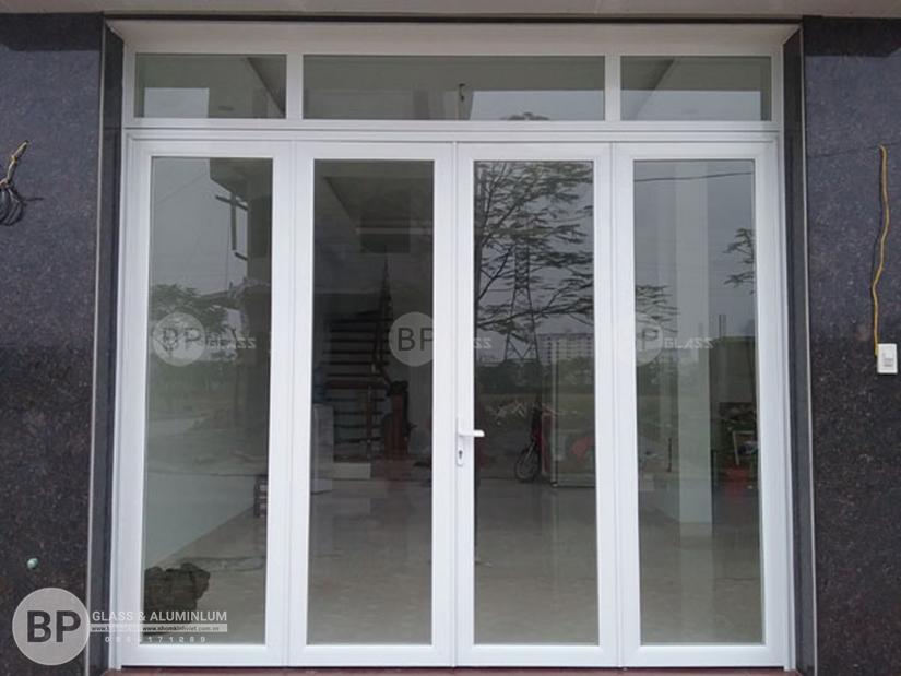 giá 1m2 cửa nhôm kính, cửa nhôm hệ,