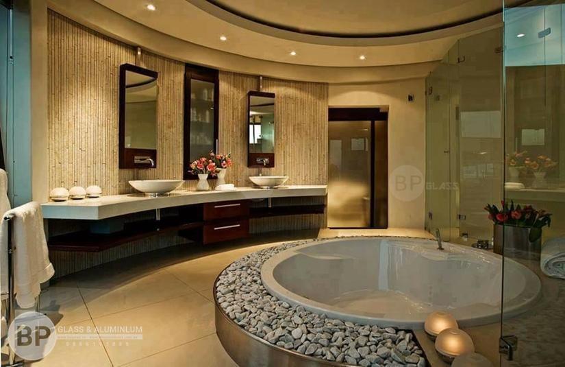 Phòng tắm kính cao cấp