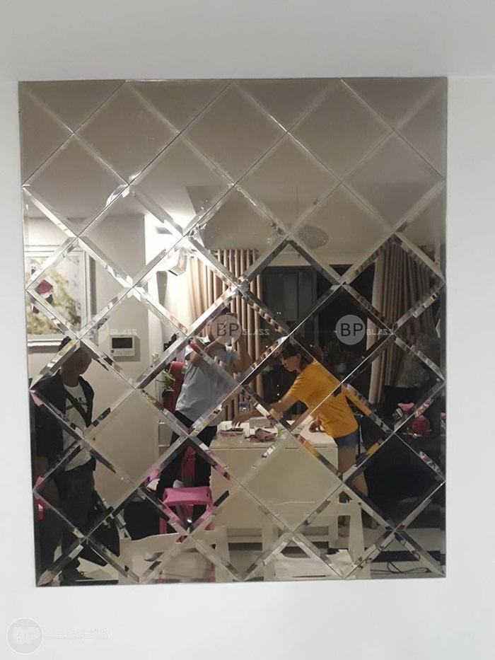 Gương trang trí nghệ thuật tại Masteri An Phú Quận 2 HCM