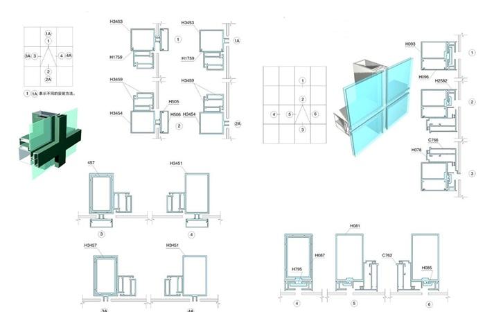 Báo giá mặt dựng nhôm Xingfa hệ 65