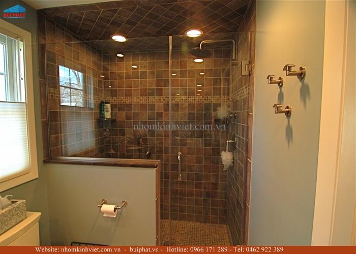 Ưu điểm của vách tắm kính 2 chiều