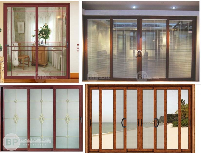 cửa nhôm kính đẹp, cửa nhôm xingfa, nhôm hệ việt pháp