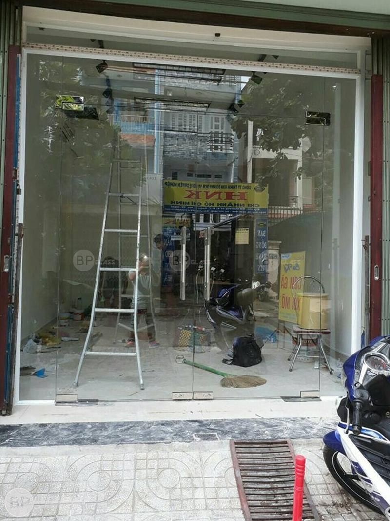 cửa kính cường lực tại Quận Vò Gấp, HCM
